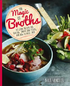 Catalogue record for The magic of broths
