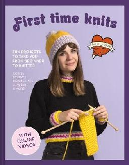 Catalogue record for First time knits