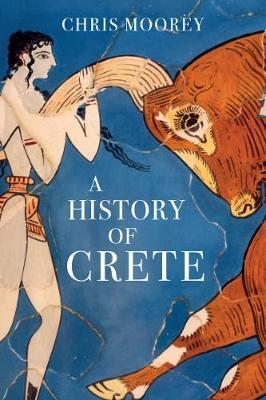 Catalogue link for A history of Crete