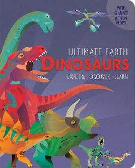 Catalogue record for Dinosaurs Explore, Discover, Learn
