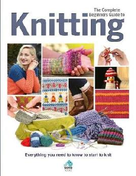 Catalogue record for The Complete Beginner's Guide to Knitting