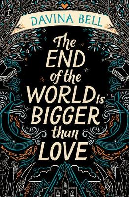Catalogue search for The end of the world is bigger than love