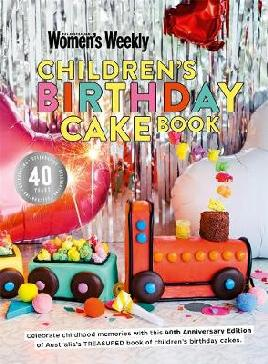 Catalogue record for Children's Birthday Cake Book