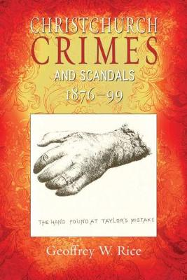 Catalogue link for Christchurch crimes and scandals 1876-99