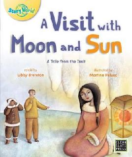 A Visit With Moon and Sun