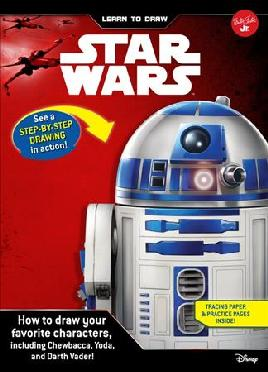 Catalogue record for Learn to Draw Star Wars