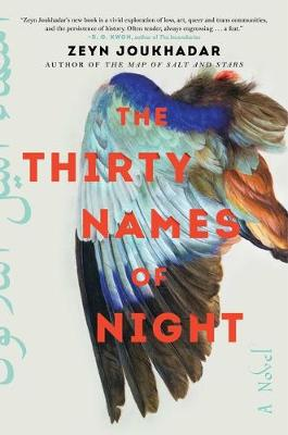 Catalogue search for The thirty names of night