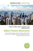 Catalogue record for Māori Protest Movement