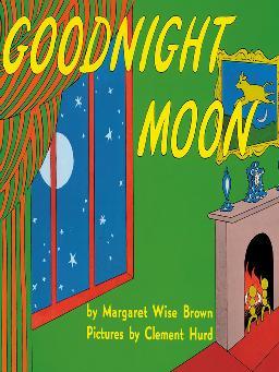 Goodnight moon on OverDrive
