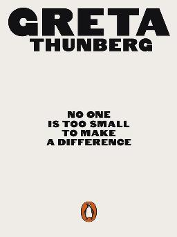 Catalogue record for No one is too small to make a difference