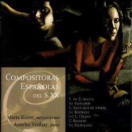 Compositoras Españolas Del S. XX