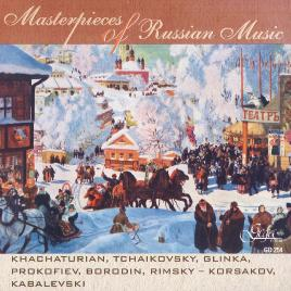 Masterpieces of Russian music