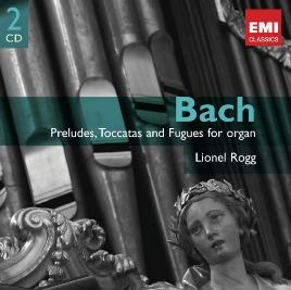 Catalogue record for Bach, preludes, toccatas and fugues for organ CD streaming online