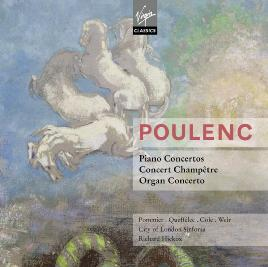 Catalogue record for Poulenc: Concertos online streaming