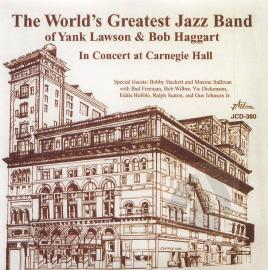 The World's Greatest Jazz Band in Concert at Carnegie Hall