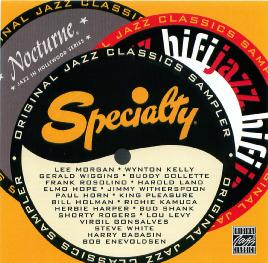 Specialty/HiFiJazz/Nocturne Original Jazz Classics Sampler