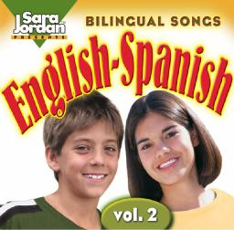 Conocer and / y Saber ,Bilingual Songs & Activities ,English-Spanish, vol. 2