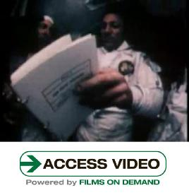 Apollo 13 Returns to Earth Ca. 1970, Access Video