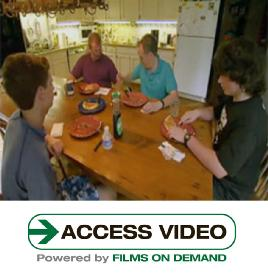 Access Video: Two dads, two moms