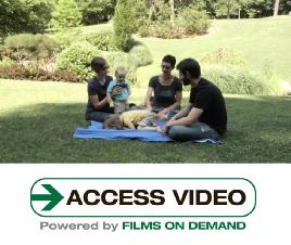 Access video: Between friends and family