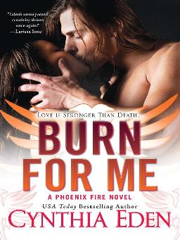 Cover image for Burn for Me