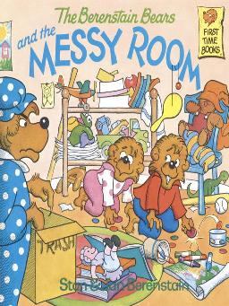 The Berenstain Bears and the messy room on OverDrive