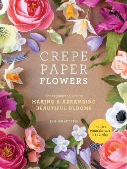 Catalogue record for Crepe paper flowers
