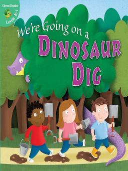Catalogue record for We're going on a dinosaur dig