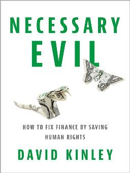 Catalogue record for Necessary evil: How to fix finance by saving human rights