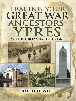Catalogue record for Tracing your Great War ancestors: Ypres