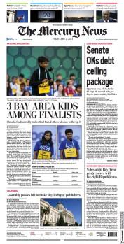 San Jose Mercuyr News Weeekend