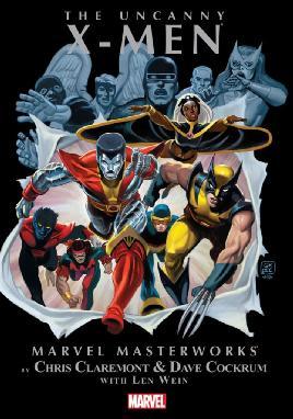 Uncanny X-Men Masterworks