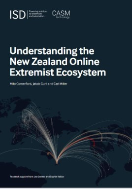 Catalogue record for Understanding the New Zealand online extremist ecosystem