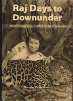Raj Days to Downunder