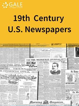 19th Century U.S. Newspapers