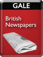 British Newspapers, 1600-1950