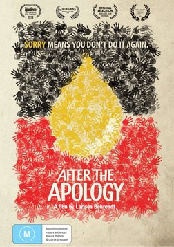 Catalogue record for After the apology