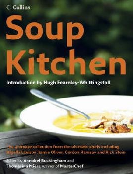 Cover of Soup Kitchen