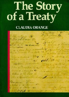 The story of a treaty - cover