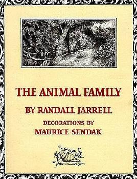 Cover of The Animal Family
