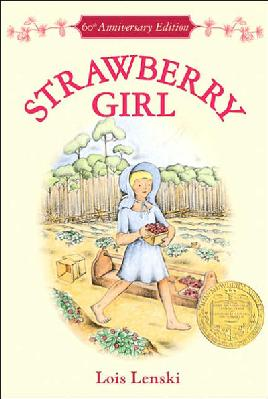 Cover of Strawberry Girl