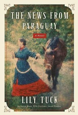 Cover of The News from Paraguay