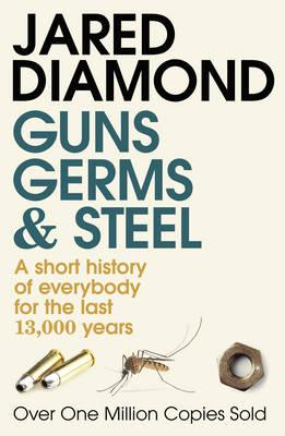 Cover of Guns, Germs and Steel