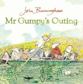Cover of Mr Gumpy's Outing