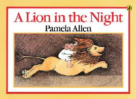 Cover: a Lion in the Night
