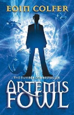 Cover: Artemis Fowl