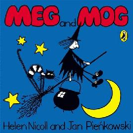 Cover of Meg and Mog
