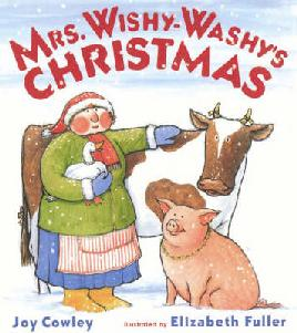 Cover of Mrs Wishy-Washy's Christmas