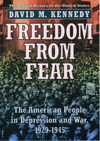 Cover of Freedom from Fear