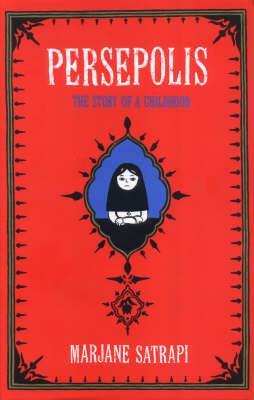 Cover of Persepolis